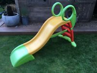 'Samba' Smoby Kids Garden Slide, worth £90, great condition