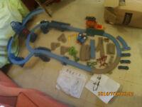 Thomas train tracks