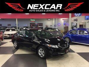 2014 Honda Civic LX 5 SPEED A/C CRUISE BLUETOOTH 91K