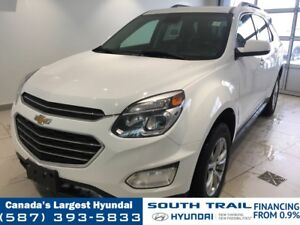 2017 Chevrolet Equinox - ONE OWNER, HEATED SEATS, TOUCHSCREEN