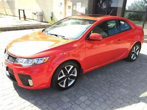 2012 Kia FORTE KOUP SX Luxury|Bluetooth|Leather