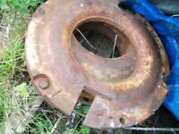 tractor rear weights