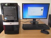 PC DESKTOP HP PRO 3010 MicroTower 2.70GHz