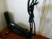 Reebok ZR8 Cross Trainer with Heart Rate Monitor and Variable Electronic Resistance