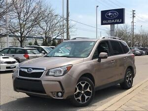 2014 Subaru Forester 2.0XT Limited Leather