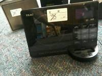 Model: CX-225i. TEAC DAB hi-fi system #25605 £30