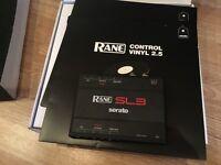 Rane SL3 Serato Scratch Live DVS System