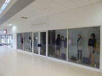 HAMPSHIRE, ALDERSHOT - SHOP TO LET - WELLINGTON CENTRE 692 SQ FT
