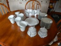 Noritake Savannah Double Tea Set