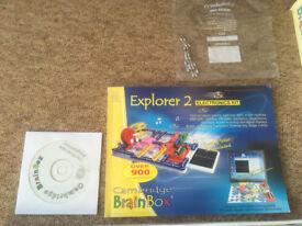 Electronics Kit - Explorer 2- Cambridge Brainbox