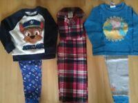 Boy's Pyjamas Aged 3 to 4 Years