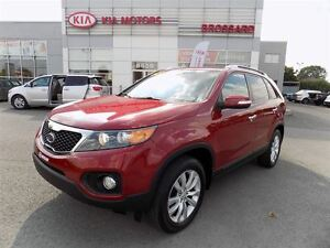 2011 Kia Sorento LX V6 Cruise Bluetooth Bancs chauffants