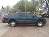 2006 Chevrolet Avalanche 1500 LT CREW CAB Z71 LEATHER SUNROOF NI