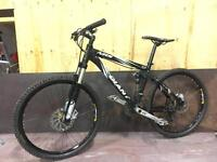 Giant NRS Full Suspension mountain bike