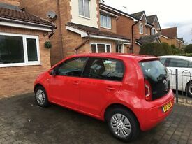 Volkswagen Move Up, 2013, 5 Dr, 12 Month MOT, Air Conditioning, Tax only £20 per year