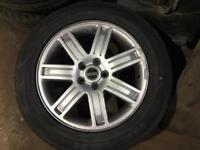 "Range Rover Vogue 19"" Alloys Wheels + New 255/55 19 Tyres"