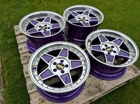 """16"""" Used FYK ED3 alloy wheels 5x100"""