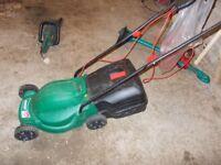 bosch rotax lawnmower