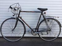 Stunning Vintage Peugeot Esprit Carbolite 103 12 speed road racer bike