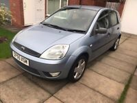 VERY RELIABLE FORD FIESTA 55 PLATE/ 12 MONTHS MOT