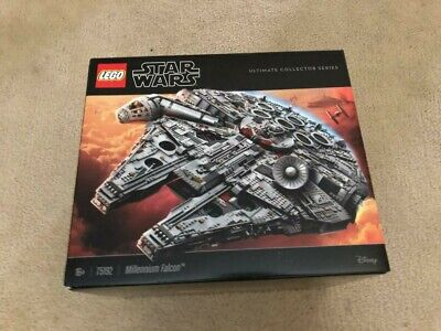 LEGO (75192) Star Wars Millennium Falcon - 7541 Pieces UCS * NEW IN HAND
