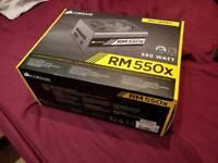 New Corsair RM 550X