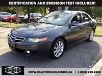 2008 Acura TSX 1 OWNER NO ACCIDENTS!