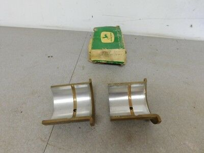 John Deere Unstyled A Tractor Nos Bronze Main Bearing Bushings Aa397r 10678