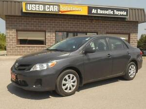 2013 Toyota Corolla  CE Peterborough Peterborough Area image 1