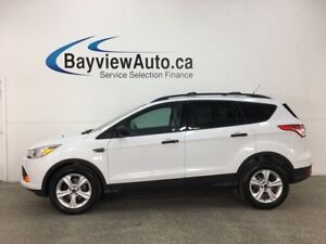 2016 Ford Escape S - SYNC! REVERSE CAM! CRUISE! A/C! ALLOYS!