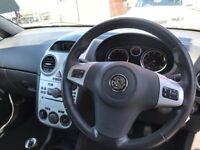 2008 (58 reg) Vauxhall Corsa 1.2 i 16v SXi 3dr Hatchback Petrol 5 Speed Manual