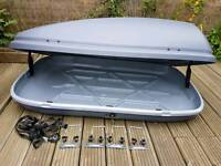 Halfords large 420L roofbox