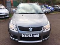 SUZUKI SX4 ONE OWNER FROM NEW FULL HISTORY 2 KEYS TOW BAR 1695