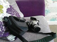 camera and bag £50