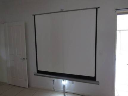 Mobile Projector Screen