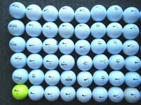 48 NIKE golf balls in excellent condition pd long/soft,