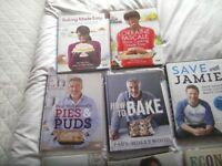 Job Lot Of Cooking books