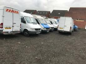 Mercedes sprinter wanted any condition