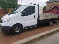 Vauxhall Vivaro Pick-up