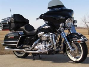 2008 Harley-Davidson Ultra Classic Peace Officer Special   $15,0