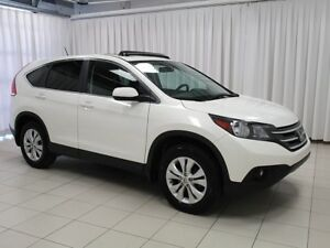 2013 Honda CR-V AN EXCLUSIVE OFFER FOR YOU!!! AWD SUV w / A/C, B