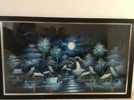Thailand painting