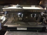 RANCILIO 2 GROUP COFFEE EXPRESSO MACHINE