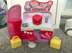 Makeup Spot Shopkins Set