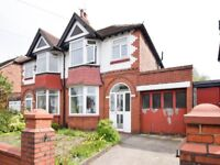 Room to rent in Fallowfield - student 18-19