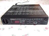 Yamaha EMP 100 Multi-Effects Processor - Delay Reverb Chorus Flanger Pitch for Keyboard Vocal Guitar