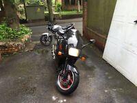 kawasaki gpx 600r swap for motocross