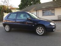 Lovely 2003 Citroen Saxo 1.1, 46K Miles Only, 2 Keys, 3 Doors, 1 Yrs MOT, Excellent Condition