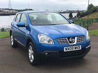 Nissan Qashqai Diesel Hatchback 1.5 DCI Acentra 5 dr Manual. Full m.o.t 6 Months extendable Warranty