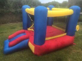 Child's bouncy castle
